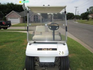 1999 Club Car Electric Golf Cart