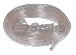 Clear 1 8 ID x 1 4 OD Fuel Line 2 ft Sections