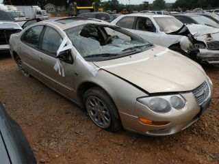 2000 Wheel 00 Chrysler 300M 17x7 10 Spoke Chrome Rim