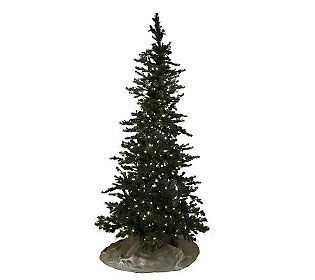 New 7 1 2 ft 7 5 Rocky Mountain Artificial Christmas Tree High