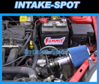 Black Blue Dodge Chrysler Neon 2 0 L4 RT SXT ES ACR SE High Air Intake