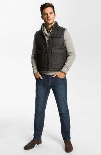 Façonnable Vest, Sweater, Sport Shirt & Straight Leg Jeans