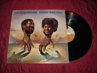 The Billy Cobham George Duke Band 12 LP Jazz Funk