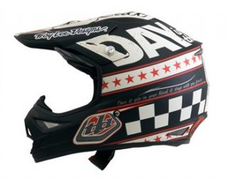 Troy Lee Designs Air   Day in the Dirt Black