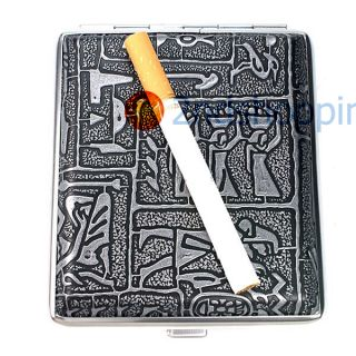 Pocket Cigarette Tobacco Box Case Figure Holder 18 Pcs