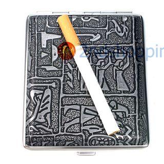 Pocket Cigarette Tobacco Box Case Figure Holder 18 Pcs