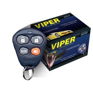 Viper 211HV Keyless Entry Remote System Clifford Python 474V