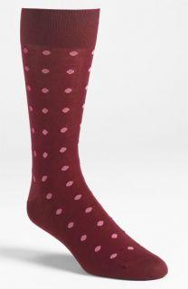 Lorenzo Uomo Tonal Dots Socks
