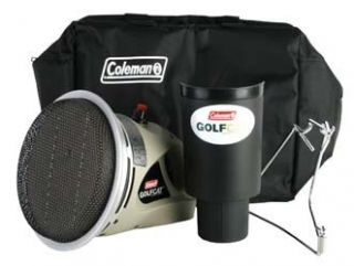 Coleman Propane 3 000 BTU Golf Cart Car Cup Heater
