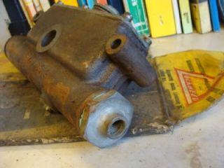 Vintage Bedford Truck Lorry J 1 1 2 1 3 4 Ton Brake Master Cylinder