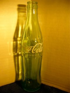 Coca Cola 10 fl oz Coke Bottle    Albany Ga Georgia 1965 65 6