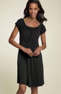 MICHAEL Michael Kors Gathered Jersey Dress (Plus)