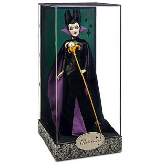 Maleficent Villains Designer Collection Doll Le of 13 000 w Bag