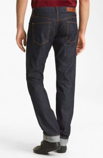 Dolce&Gabbana Slim Straight Leg Jeans (Medium Grey Wash)