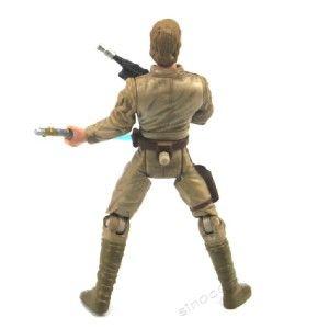 Star Wars Clone Wars Luke Skywalker 2001 3 75 Action Figure SU46
