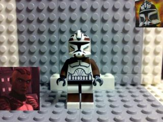 Lego Star Wars Clone Trooper  Boost  Custom