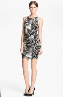 Alice + Olivia Lorena Rose Print Dress