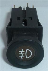 Citroen AX Rear Back Fog Light Lamp Switch 5 Terminals