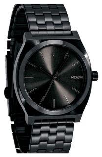 Nixon The Time Teller Stainless Steel Bracelet Watch