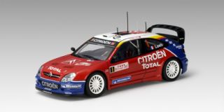 Citroen Xsara WRC 2005 s 1 Winner of Monte Carlo