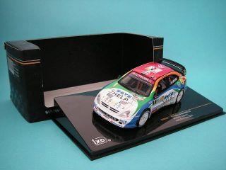 IXO RAM291 Citroen Xsara WRC OMV Stohl Rally Germany 2007 1 43 New