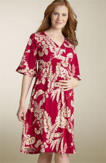 Olian Maternity St. Barts Kimono Dress