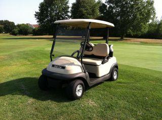 Club Car Precedent 48 Volt Golf Cart