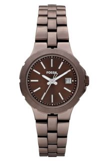Fossil Sylvia Round Dial Bracelet Watch
