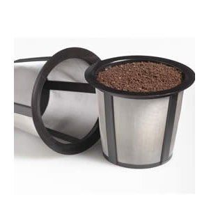 My K Cup Replacement coffee filter baskets 2 pack New in Box, for