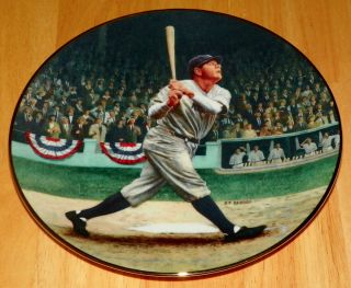 Legends of Baseball Collection ★★ Babe Ruth The Called Shot