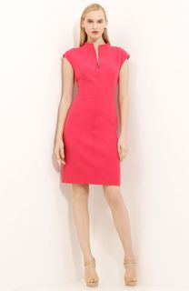 Max Mara Nocino Wool Crepe Dress
