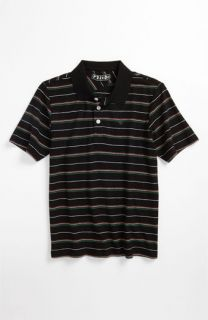 Volcom Prep Stripe Polo Shirt (Big Boys)