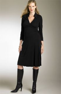 Diane von Furstenberg Maternity Julianetta Wrap Dress