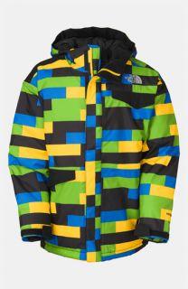 The North Face Blaeke Hooded Waterproof Jacket (Big Boys)