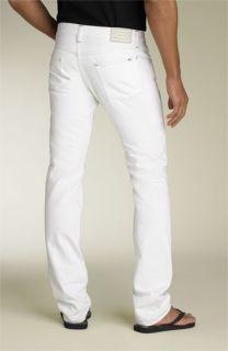 Lacoste LVE Slim Fit Jeans (White Wash)