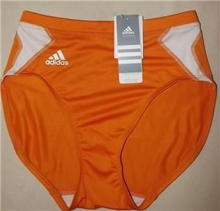 Adidas Womens Running/Yoga/Volleyball Briefs/Underwear (Large)