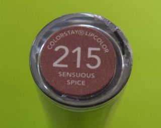 New SEALED Revlon Colorstay Lipstick Lipcolor You Choose Shade