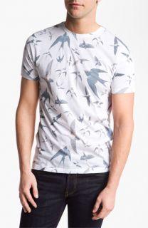 Topman Bird Print T Shirt