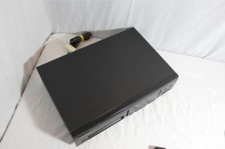 Pioneer Multi Play 6 CD Compact Disc Changer Player PD M403