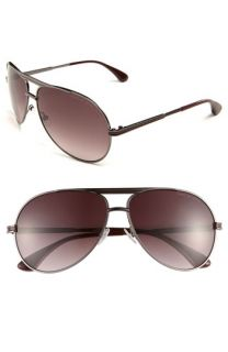 MARC BY MARC JACOBS 65mm Aviator Sunglasses