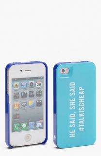 kate spade new york talk is cheap iPhone 4 & 4S case
