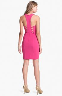 Lush Racerback Tank Dress (Juniors)