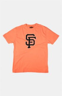 Red Jacket San Francisco Giants T Shirt (Men)