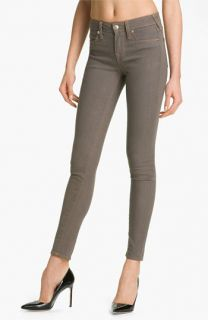 True Religion Brand Jeans Halle Skinny Stretch Jeans (Dark Storm)