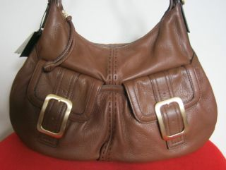 Cole Haan Village Soft Small Pocket Hobo Luggage