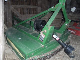 Hitch John Deere LX4 Bush Hog Mower Attachment Compact Tractor