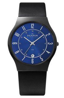 Skagen Stainless Steel Case Watch