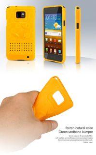 4S Case for Apple Mobile Phone Foxgen Natural Case Cover Blue