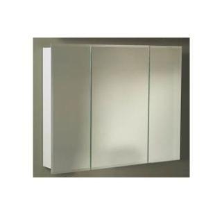 NuTone 255248 Beveled Mirror Horizon Frameless Medicine Cabinet