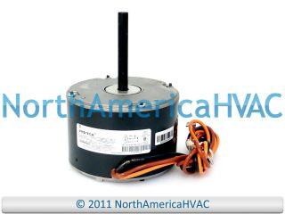 Rheem Ruud Emerson Protech Condenser Fan Motor 1 5 HP 208 230V